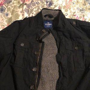 Old Navy military jacket- XL